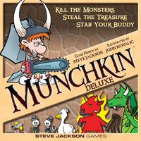 Munchkin - Deluxe Edition