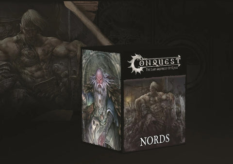 Conquest Nords Card Set