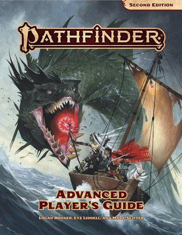 Pathfinder 2nd Edition Advanced Players Guide