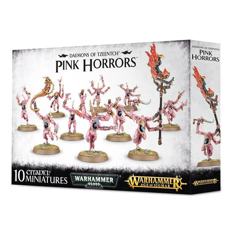 Daemons Of Tzeentch Pink Horrors (2017)