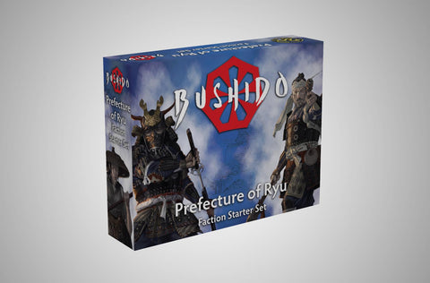 Image of Bushido Prefecture of Ryu Starter Set