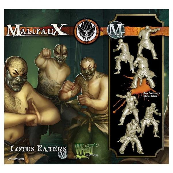 Malifaux Ten Thunders - Lotus Eaters