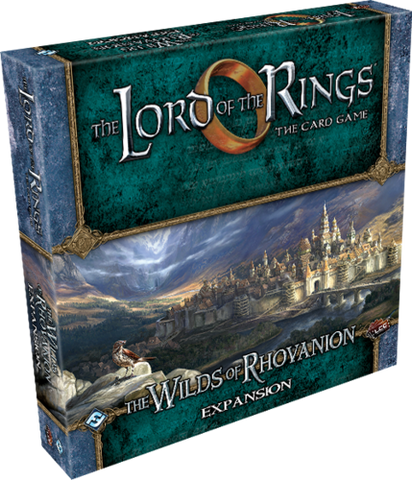 Lord of the Rings LCG The Wilds of Rhovanion
