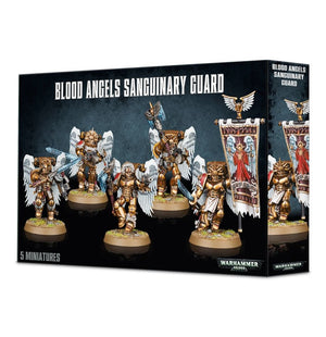 Blood Angels - Blood Angels Sanguinary Guard