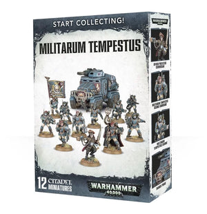 Militarum Tempestus - Start Collecting Set