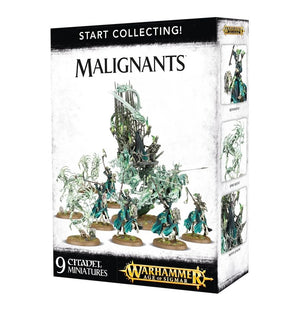 Malignants Start Collecting Set