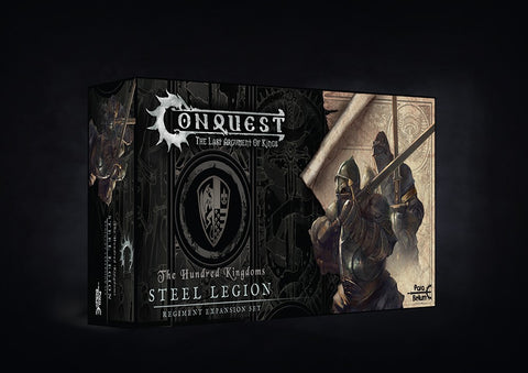 Conquest Hundred Kingdoms Steel Legion