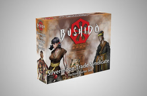 Bushido Silvermoon Trade Syndicate Starter Set