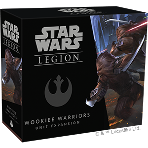 Star Wars Legion Wookiee Warriors
