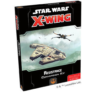 Star Wars x-Wing 2nd Ed Resistance Conversion Kit