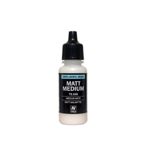 Vallejo - 540 Matt Medium 17ml