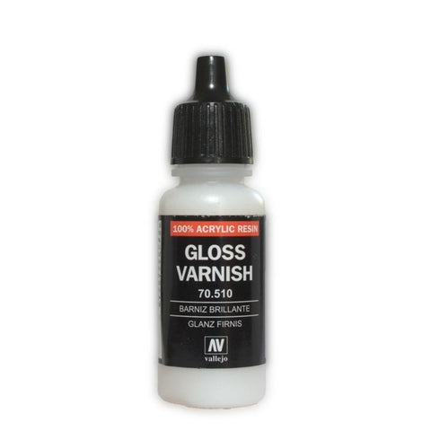 Vallejo Model Color - 510 Gloss Varnish 17ml