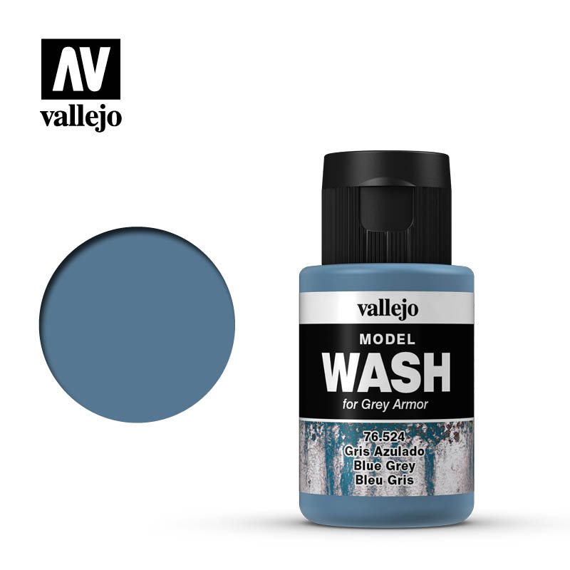 Vallejo Model Wash - 524 Blue Grey 35ml