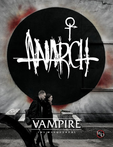 Vampire The Masquerade 5th Edition Anarch