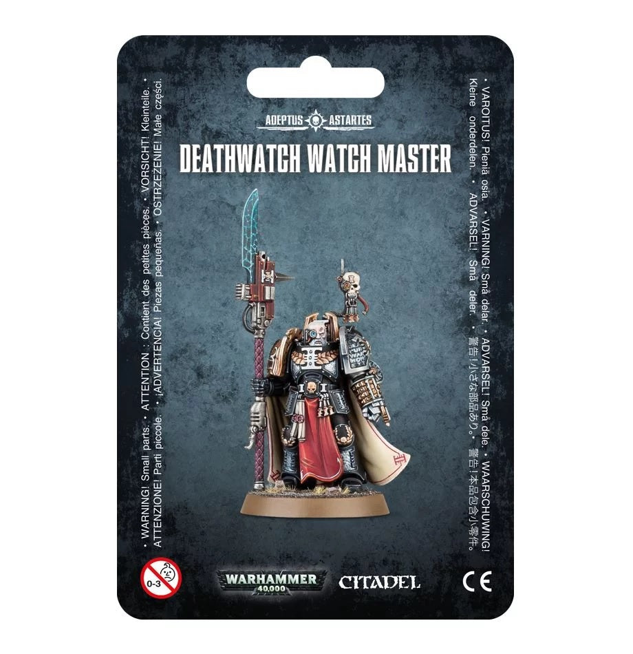 Deathwatch - Watch Master
