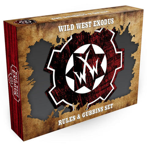 Wild West Exodus Rules & Gubbins