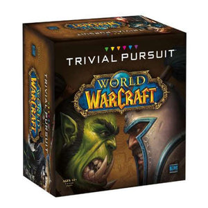 Trivial Pursuit - World of Warcraft Edition