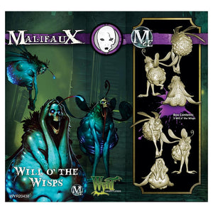 Malifaux Neverborn - Will O The Wisps