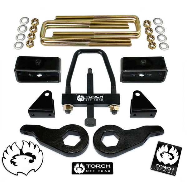 "2001-2010 Chevy/GMC Silverado Sierra 2500 3500 3"" Full Lift Kit"