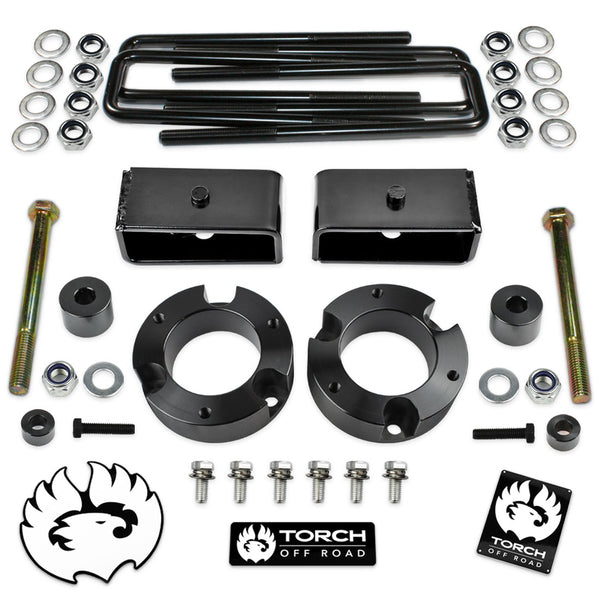 "2005-2021 Toyota Tacoma 3"" Full Lift Kit"