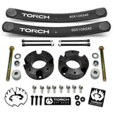 "3"" Lift Kit for 2007-2019 Toyota Tundra with Add a Leaf"