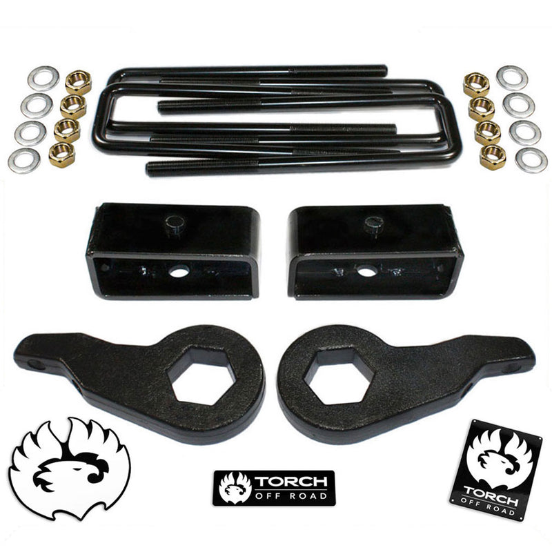 "1992-1999 Chevy/GMC Tahoe Yukon Suburban 1500 3"" Full Lift Kit"