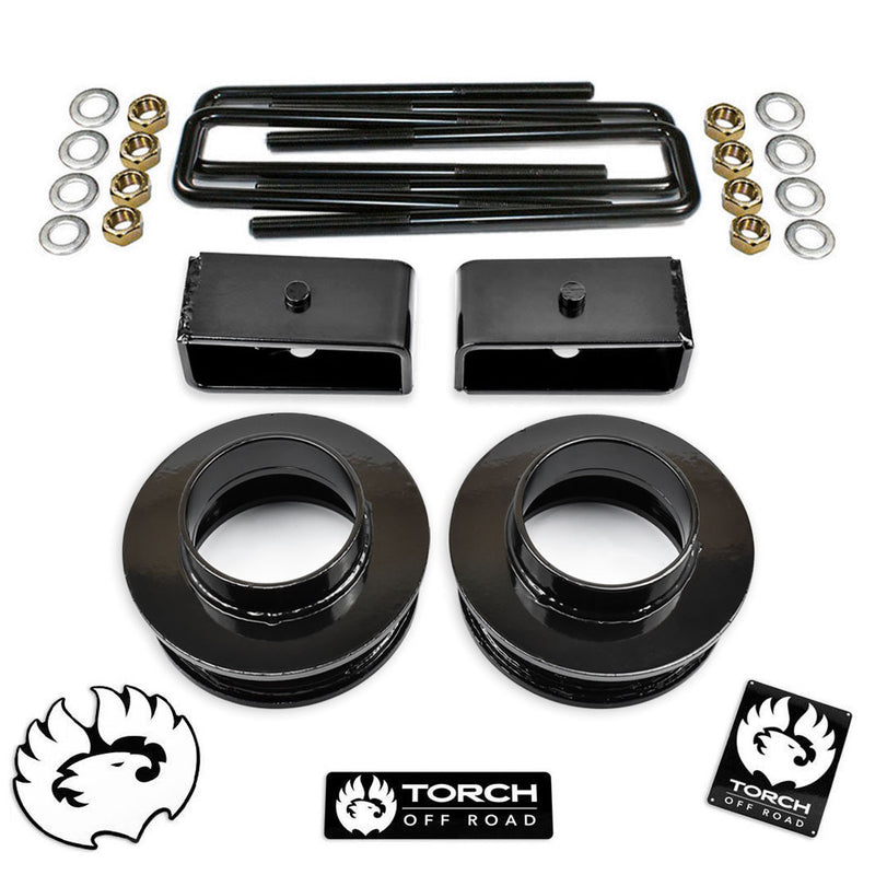 1992-1999 Chevy Suburban Tahoe GMC Yukon Lift Kit 2WD ONLY