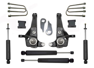"2001-2009 Ford Ranger 5"" Lift Kit (2WD Torsion Suspension ONLY)"
