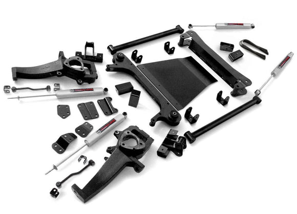 4in Dodge Suspension Lift Kit for 2002-2005 Dodge Ram 1500 4WD