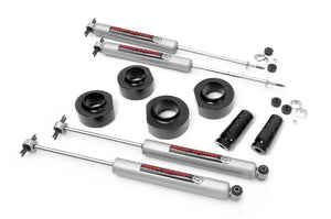 1.5in Jeep Suspension Lift Kit for 1993-1998 Jeep Grand Cherokee 4WD