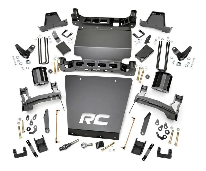 7in GMC Suspension Lift Kit (14-18 1500 Denali PU 4WD w/MagneRide)