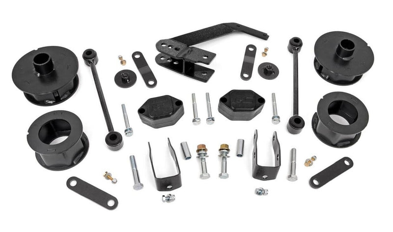 2.5in Jeep Suspension Lift Kit for 2007-2018 Jeep Wrangler JK 2WD 4WD