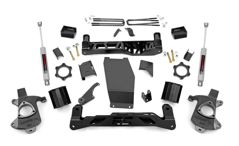 5in GM Suspension Lift | Knuckle Kit (14-18 1500 PU 4WD)