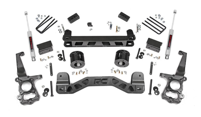 4in Ford Suspension Lift Kit for 2015-2020 Ford F-150 2WD