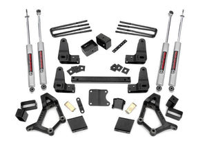 4-5in Toyota Suspension Lift Kit (Std Cab)