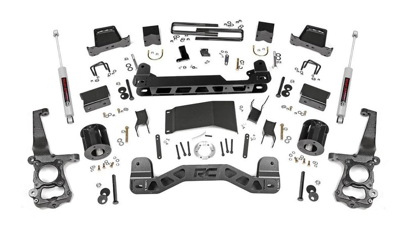 6in Ford Suspension Lift Kit for 2015-2020 Ford F-150 4WD