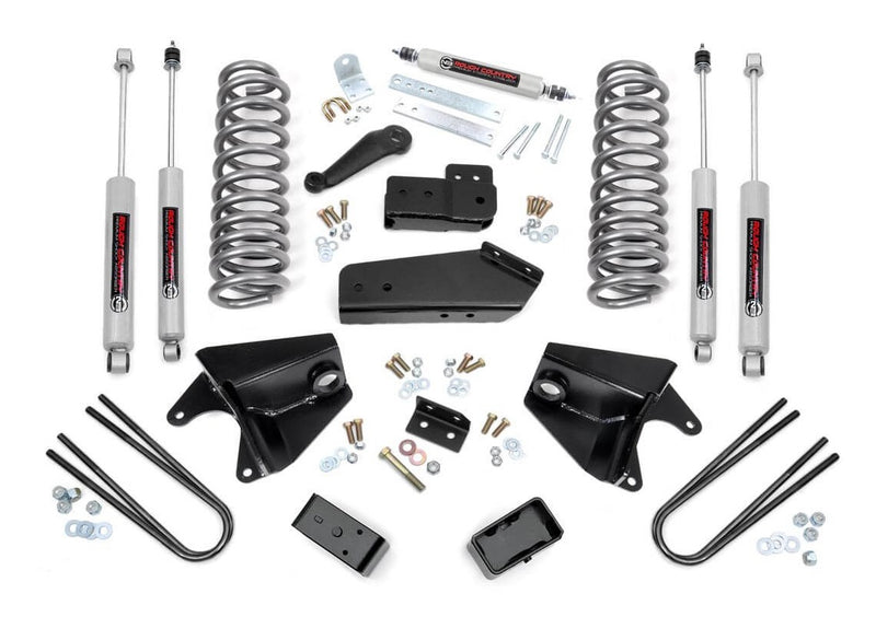 4in Ford Suspension Lift Kit for 1980-1996 Ford F-150 2WD