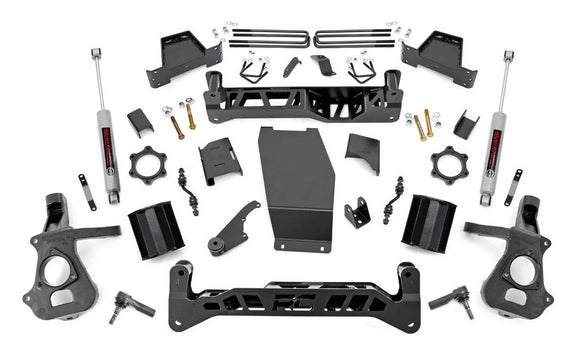 7in GM Suspension Lift | Knuckle Kit (14-18 1500 PU 4WD)