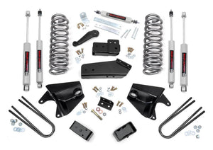 4in Ford Suspension Lift Kit for 1980-1996 Ford F-150 4WD