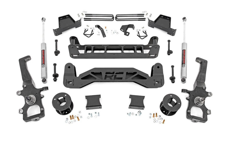6in Ford Suspension Lift Kit for 2004-2008 Ford F-150 2WD