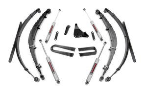 6in Ford Suspension Lift System for 1999-2004 Ford F-250 F-350 Super Duty 4WD