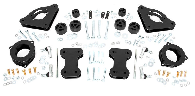 2in Jeep Suspension Lift Kit for 2014-2020 Jeep Compass Renegade 2WD 4WD