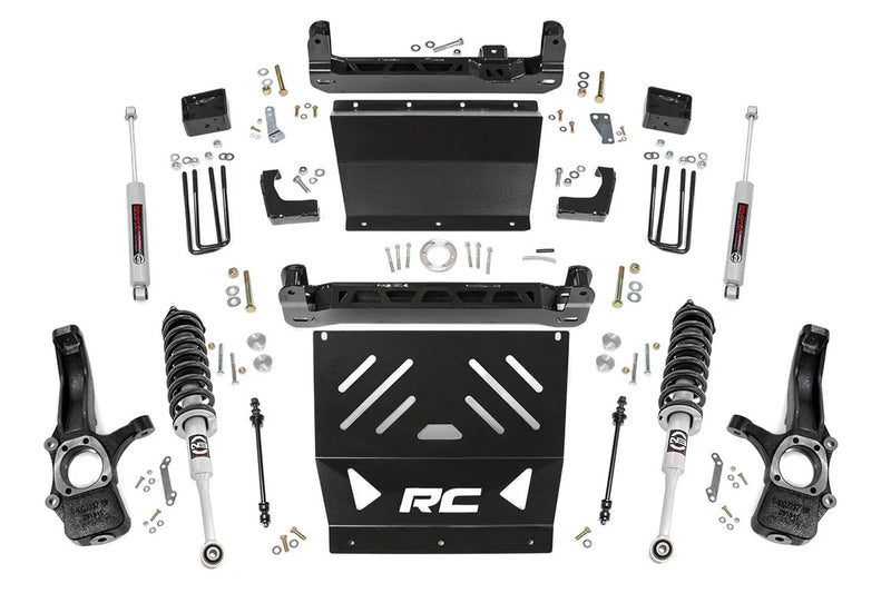 4in GM Suspension Lift Kit | Lifted Struts (15-20 Canyon/Colorado 2WD/4WD)