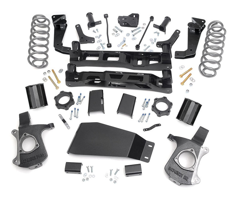 7in GM Suspension Lift Kit (07-13 Sub./Yukon XL)