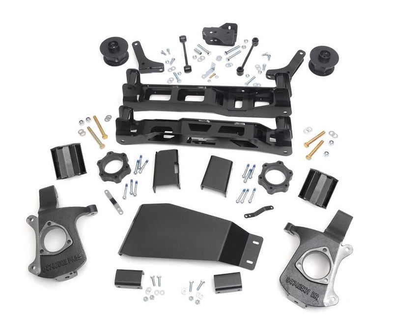 5in GM Suspension Lift Kit for 2007-2013 Chevy Avalanche 1500 2WD 4WD