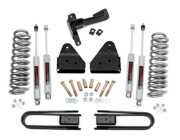3IN FORD SUSPENSION LIFT KIT | SERIES II (11-16 F-250 4WD)