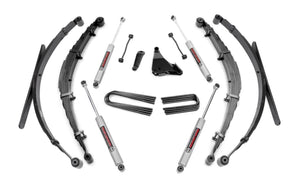 6in Ford Suspension Lift System for 1999-1999 Ford F-250 F-350 Super Duty 4WD  (Built before 3-1-1999)
