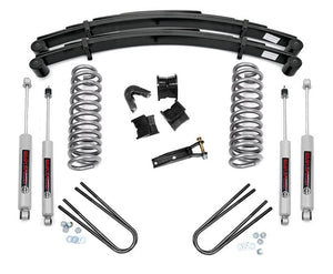 4in Ford Suspension Lift System for 1978-1979 Ford Bronco 4WD