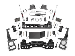 6in Ford Suspension Lift Kit for 2009-2010 Ford F-150 4WD