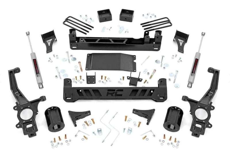 6in Nissan Suspension Lift Kit (05-20 Frontier)
